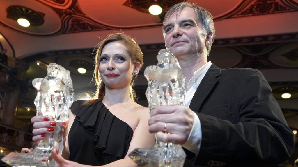 Český lev za rok 2012