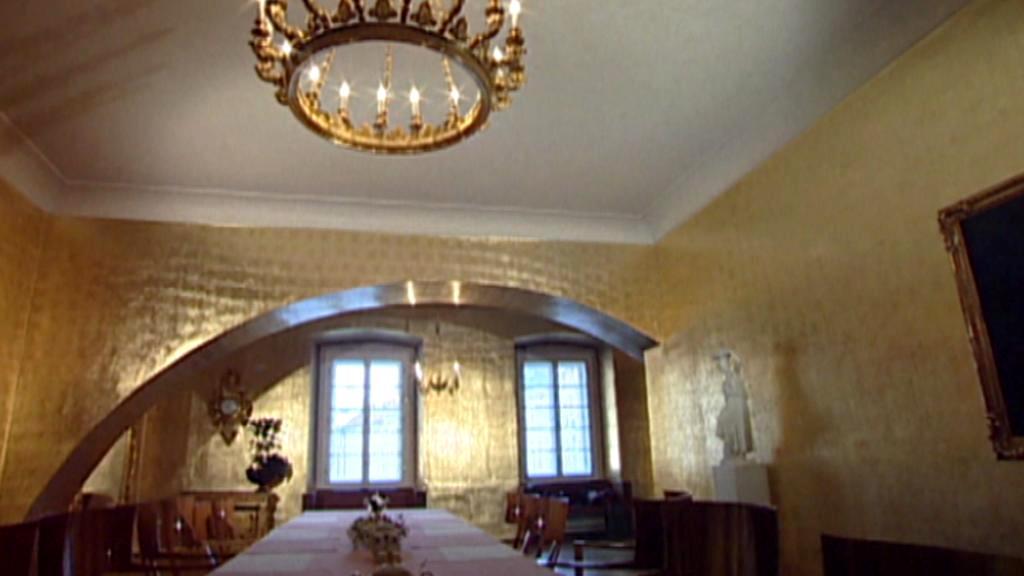 Masarykův byt na Pražském hradě