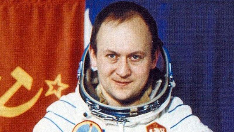 Vladimír Remek - první československý kosmonaut