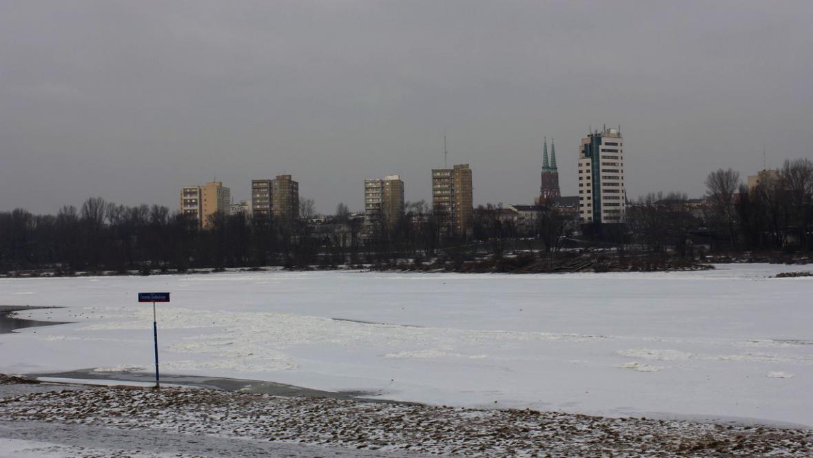 Varšava moderní i historická