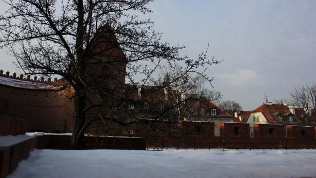 Varšavské opevnění