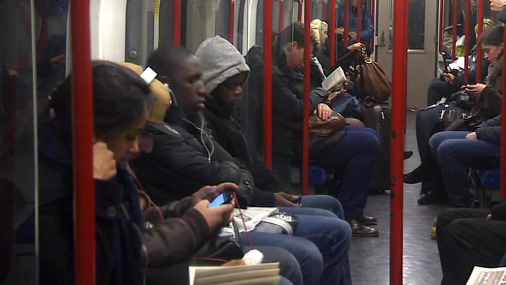Potomci bílých Britů jsou v Londýně v menšině