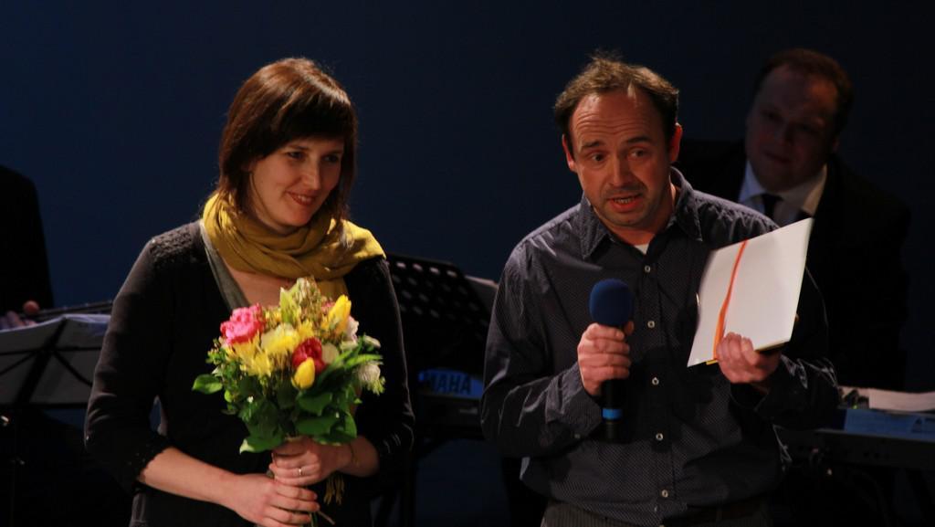 Matěj Forman a Andrea Sodomková