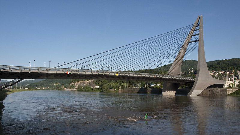Ústí nad Labem / Mariánská most