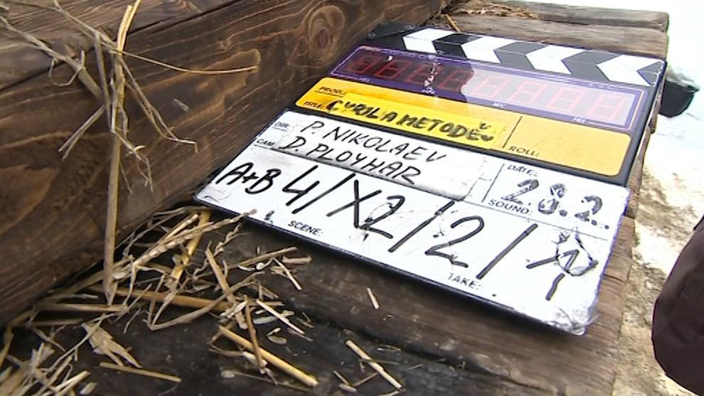 Točí se čtyřdílný televizní seriál a jeden delší snímek pro filmovou produkci