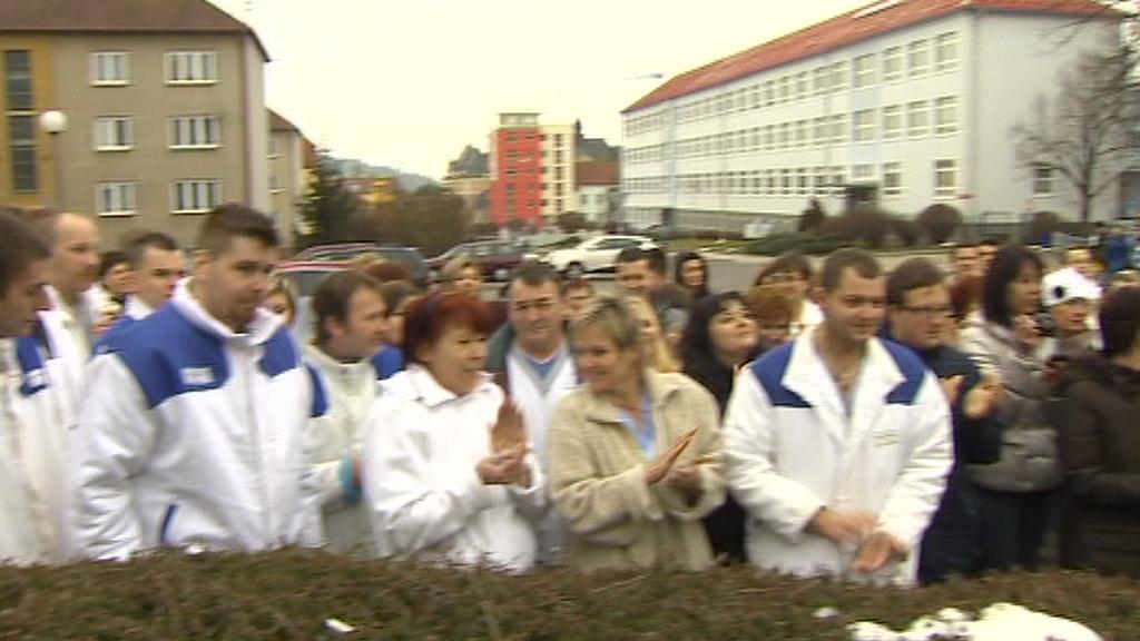 Protesty lékařů
