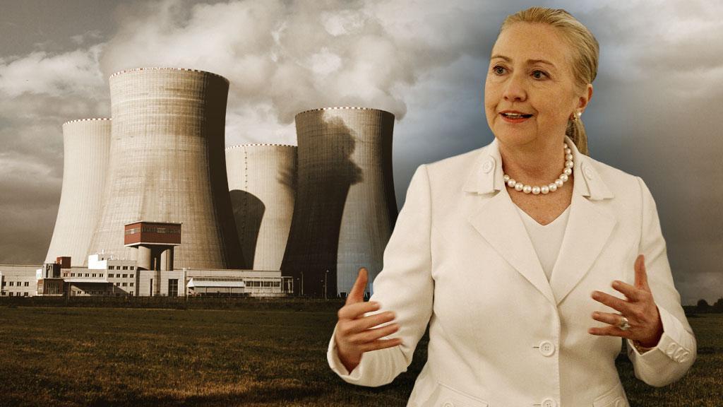 Hillary Clintonová přijela lobbovat za Temelín