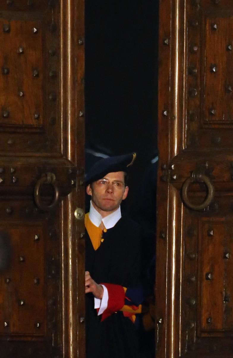 Za pontifikátem Benedikta XVI. se zavřely dveře