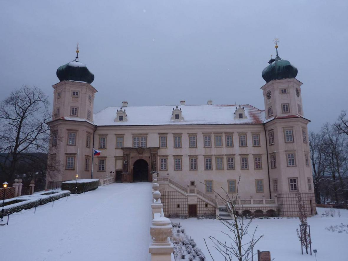 Zámek Mníšek pod Brdy