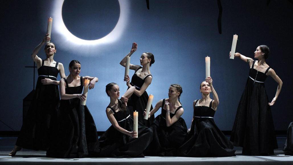 Balet Čarodějův učeň