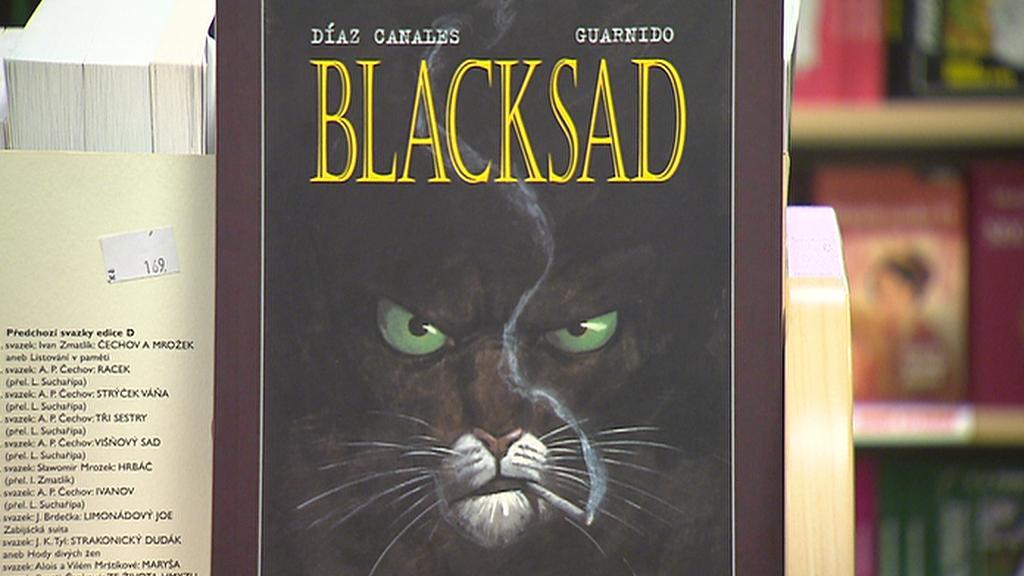 Díaz Canales - Blacksad