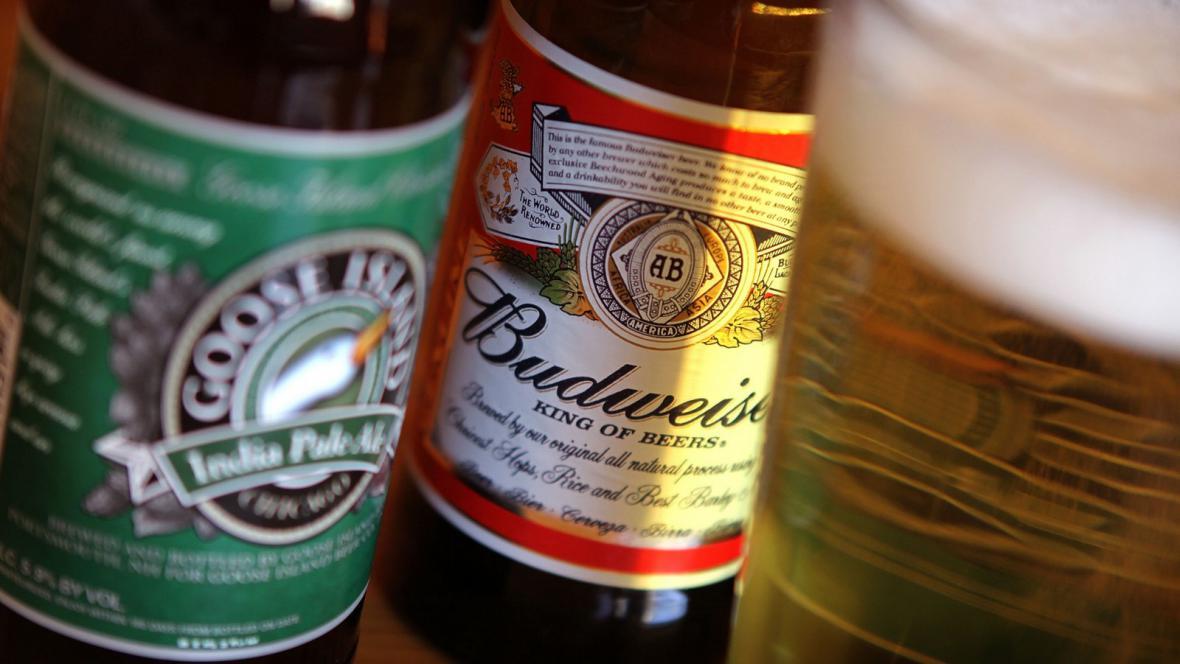 Piva od Anheuser-Busch