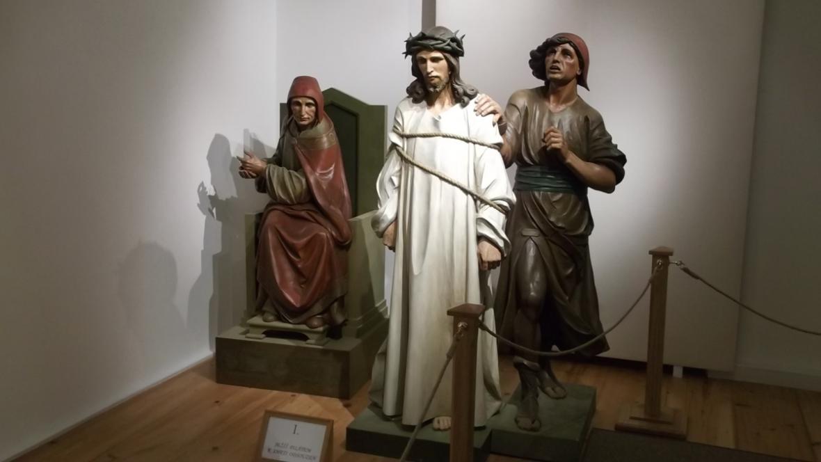 Křížová cesta z Bohutic