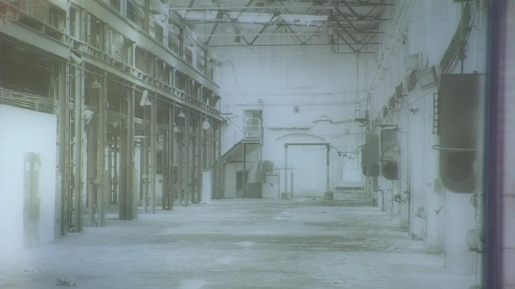 Wannieck gallery sídlí v bývalé strojírně