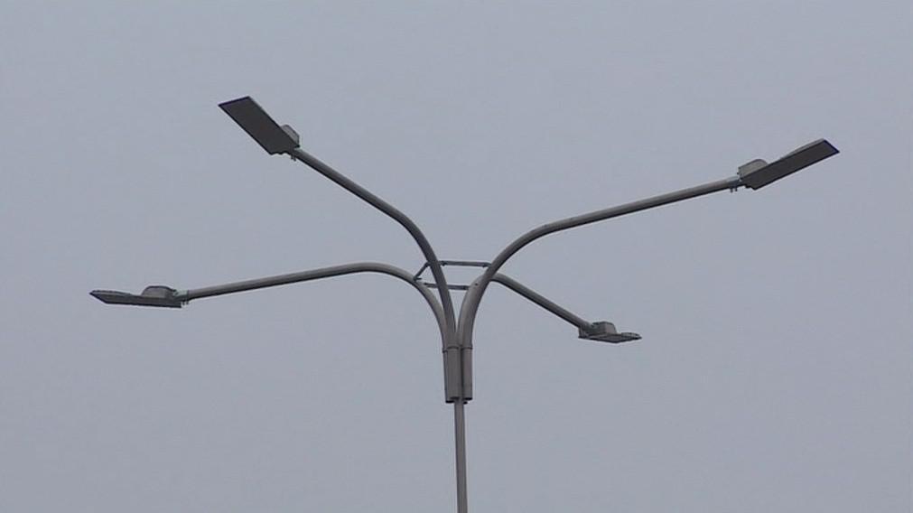 Moderní led lampy jsou energeticky méně náročné