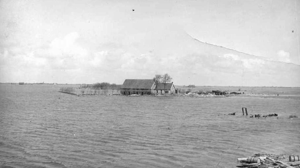 Záplavy v Nizozemsku - 1953