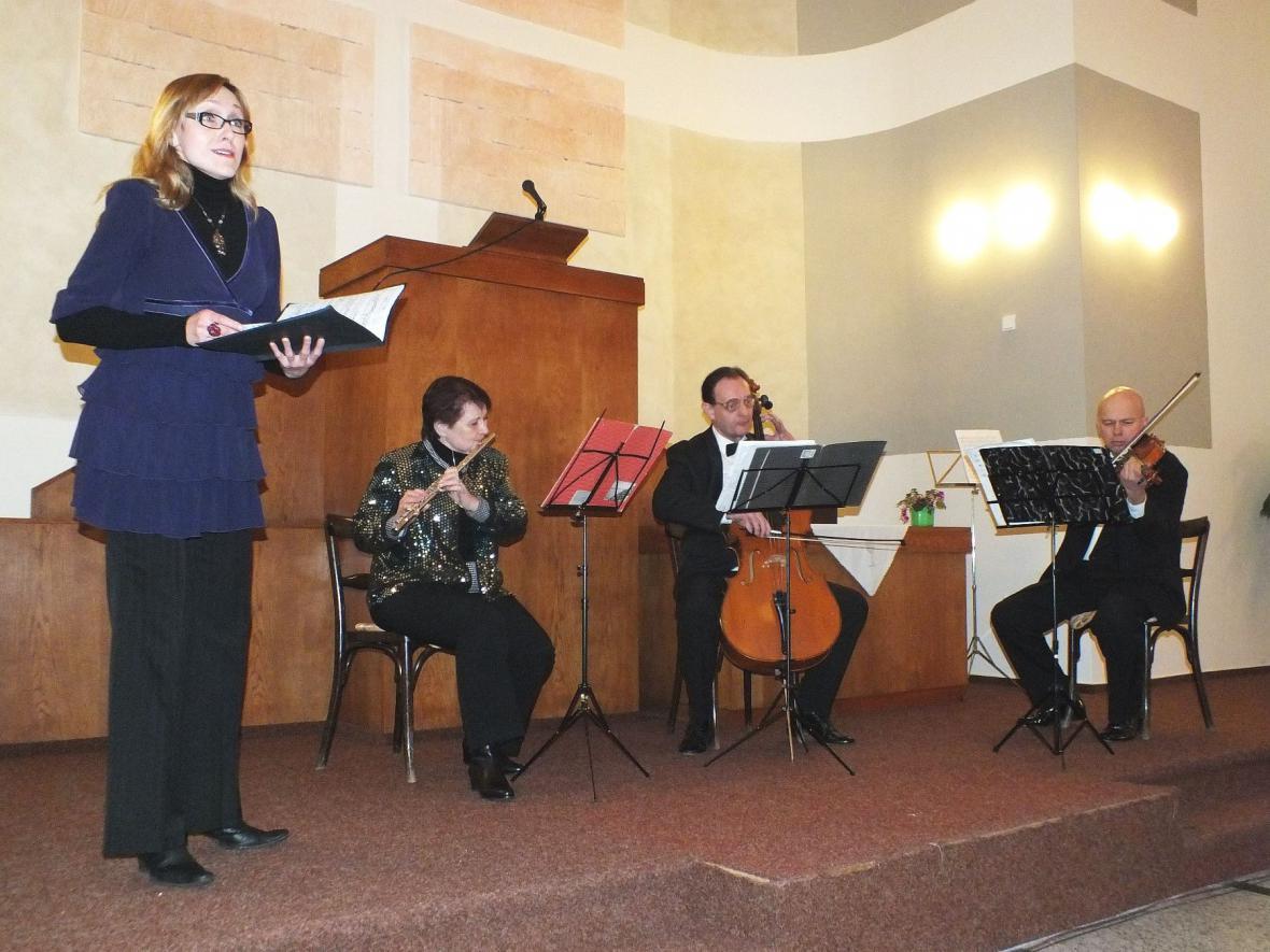 Charitativní koncert v Boskovicích