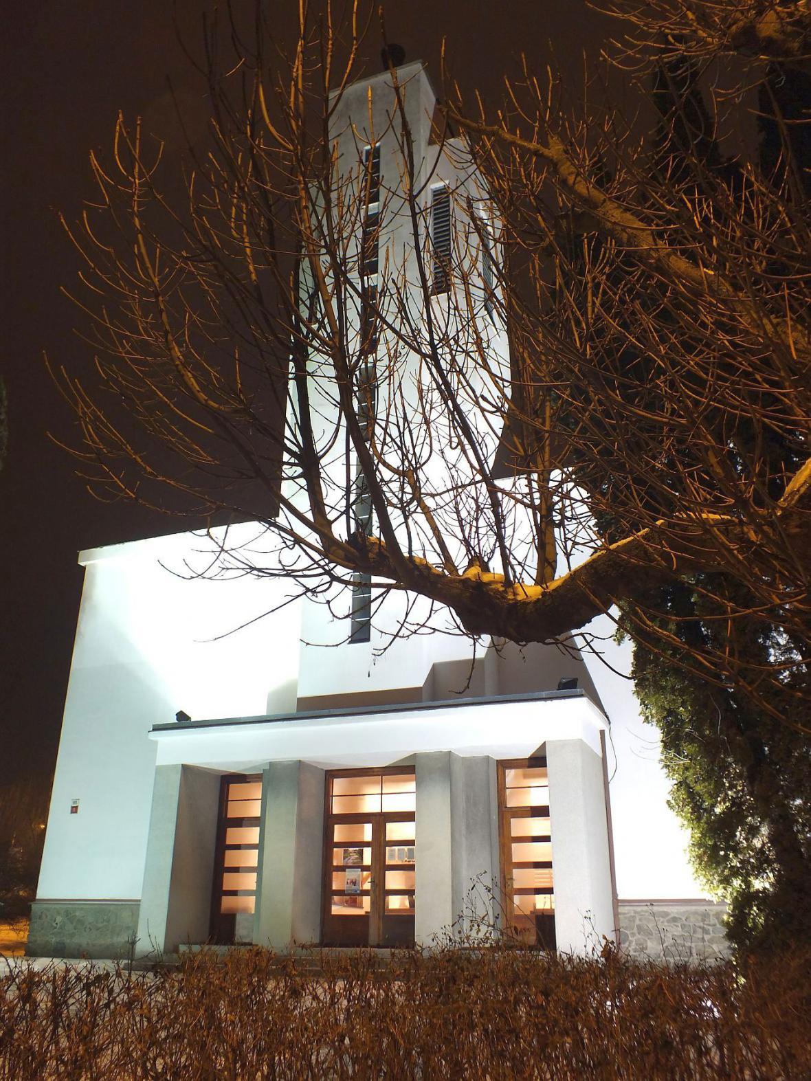 Evangelický kostel v Boskovicích