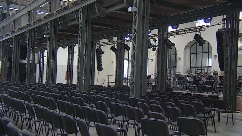 Wannieck Gallery slouží také jako koncertní sál