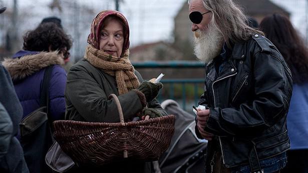 Hašišbába / Bernadette Lafontová