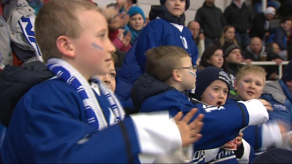 Fanoušci ustanovili návštěvnický rekord na utkání mladšího dorostu