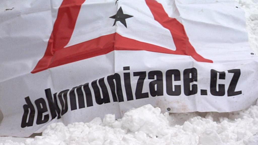 Protikomunistická akce na Staroměstském náměstí
