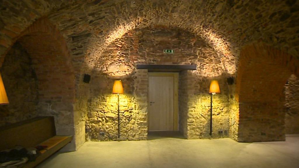 Podzemí staré radnice v Havlíčkově Brodu