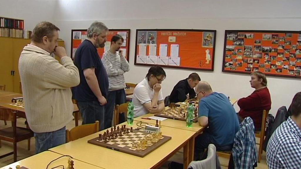 Poruba v šachové extralize