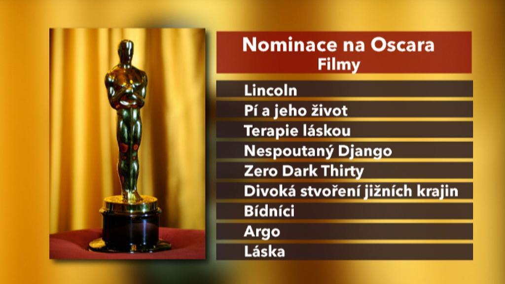 Nominace na Oscara (nejlepší film)