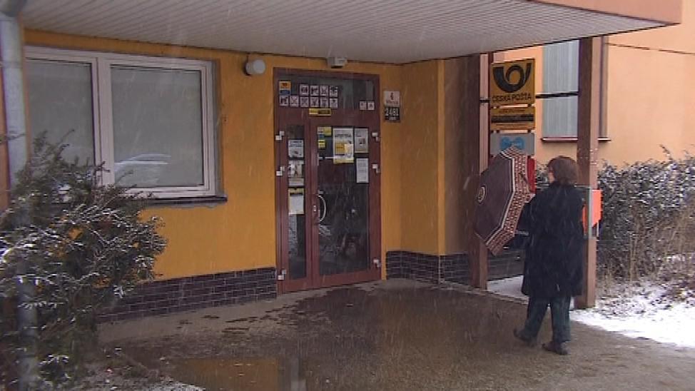 Lidé v Líšni mají teď na poštu dál