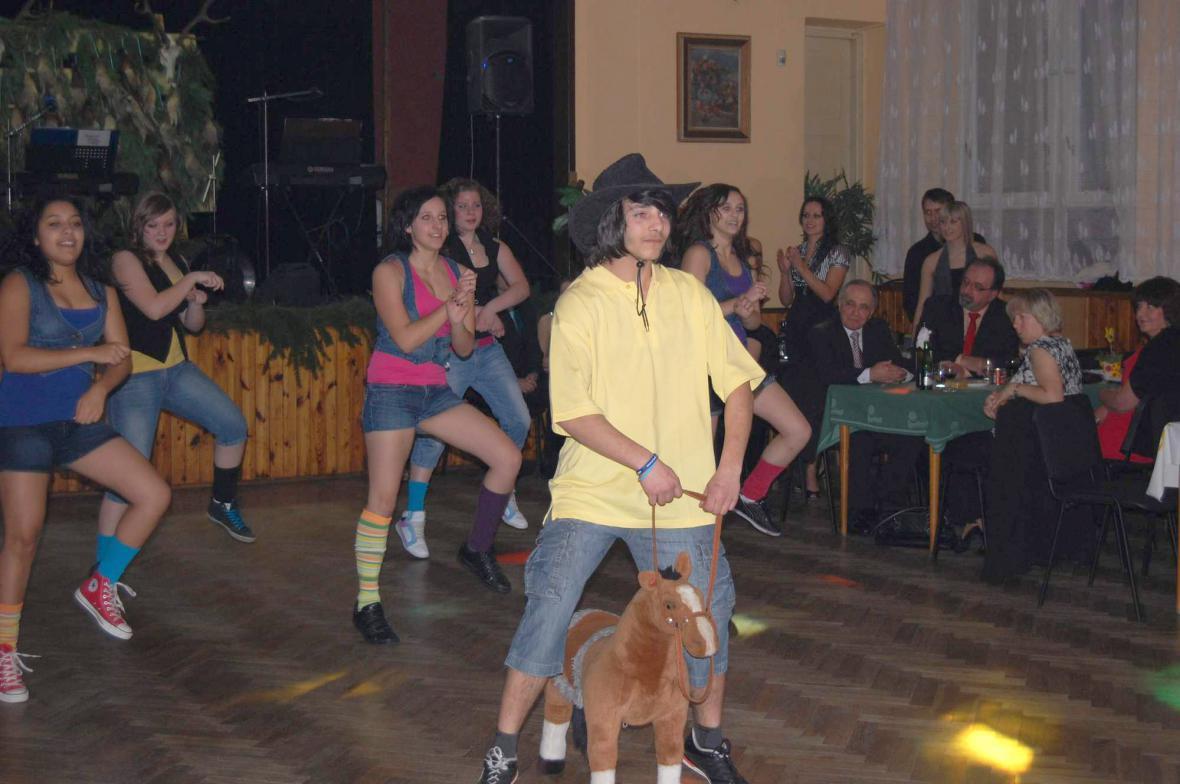 Ples v Poběžovicích