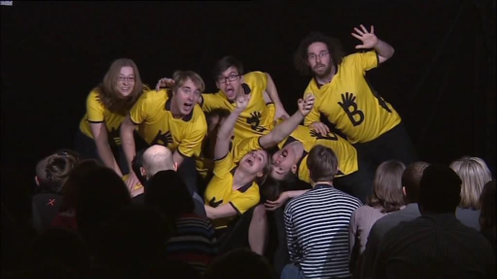 Improvizace slibuje divákům především zábavu a překvapení