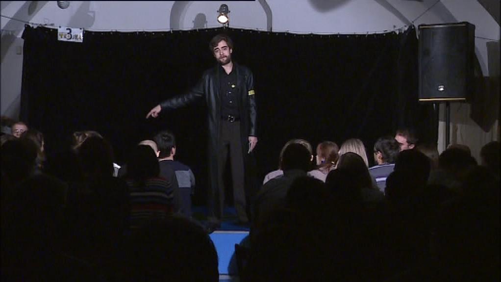 O improvizace roste zájem jak mezi herci, tak mezi diváky