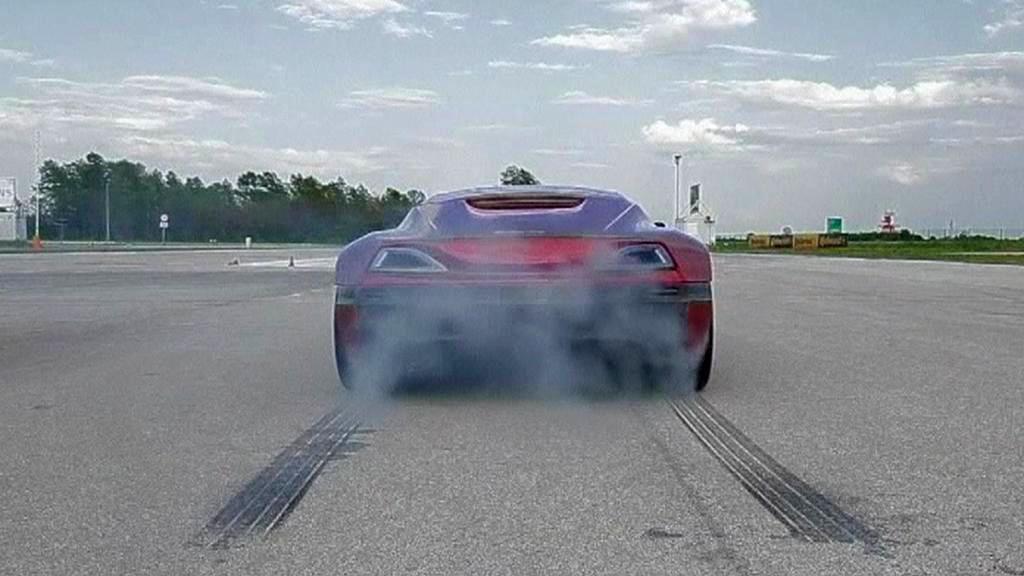 Nejrychlejší elektromobil