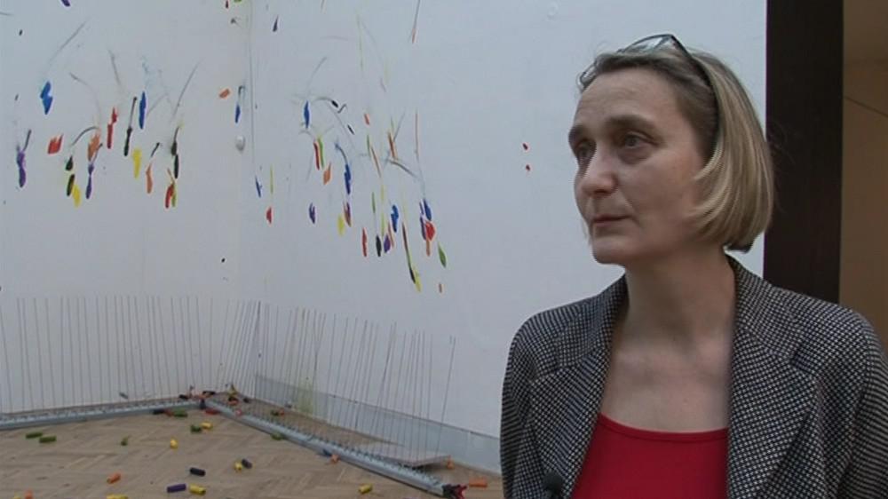 Terezie Petišková, ředitelka Domu umění