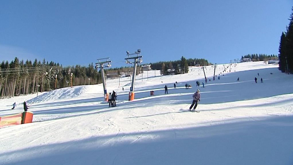 Skiareál Pec pod Sněžkou