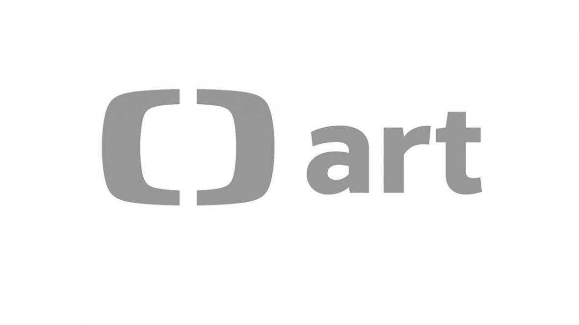 Logo kulturního kanálu ČT art