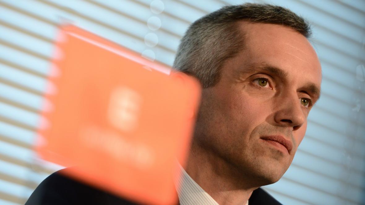 Ředitel divize distribuce a zahraničí Tomáš Pleskač