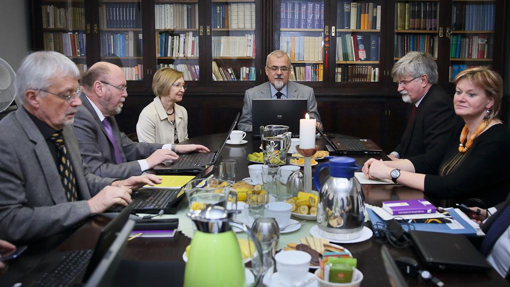Zasedání zástupců Českobratrské církve evangelické