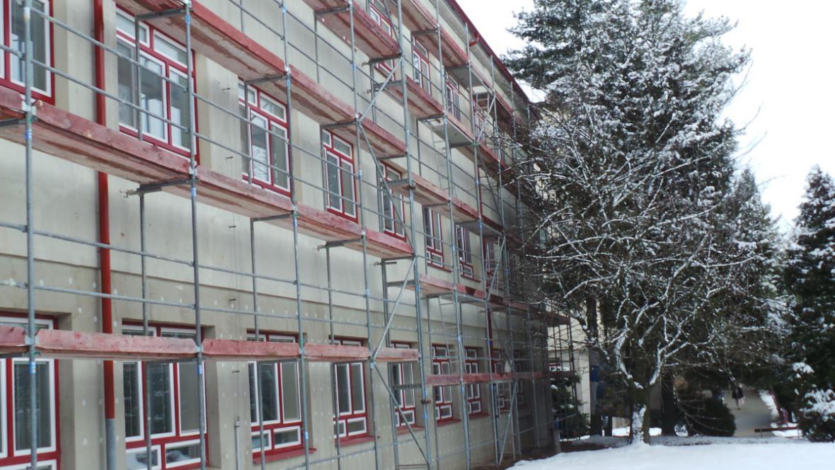 Opravená interna kyjovské nemocnice