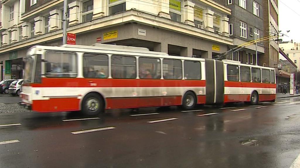 Ústecký trolejbus