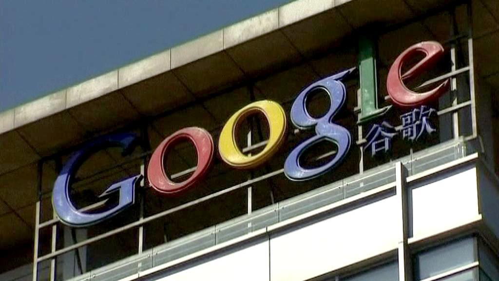 Google v Číně