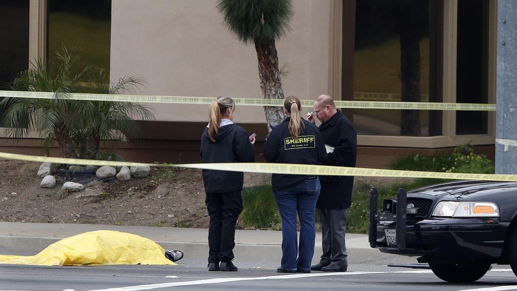 Oběť střelby v Los Angeles