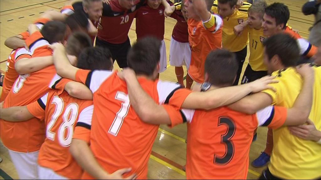 Futsalisté Tanga slavili zlatý hattrick