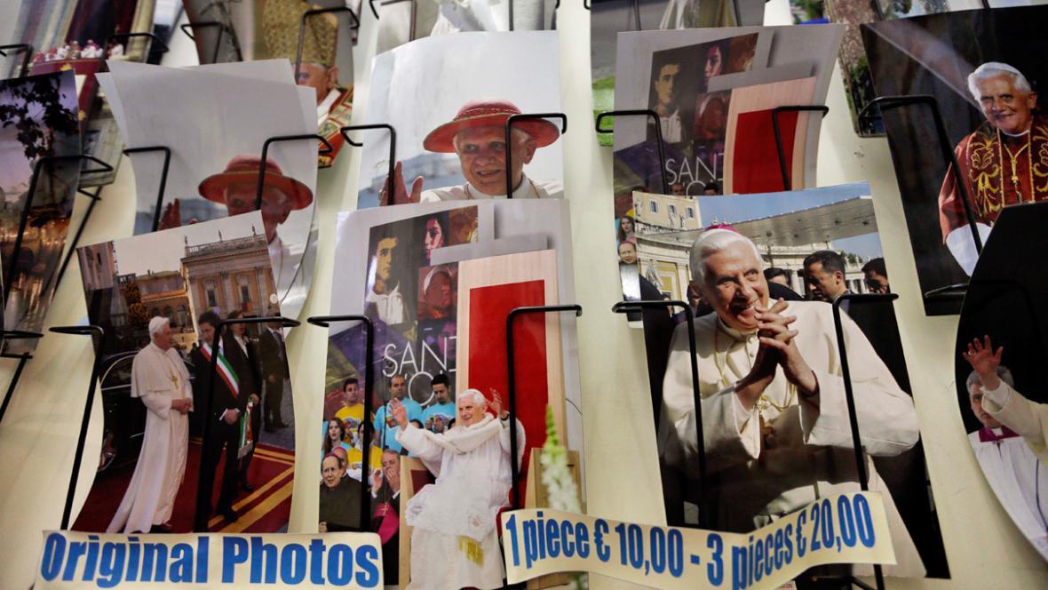 Fotografie Benedikta XVI.