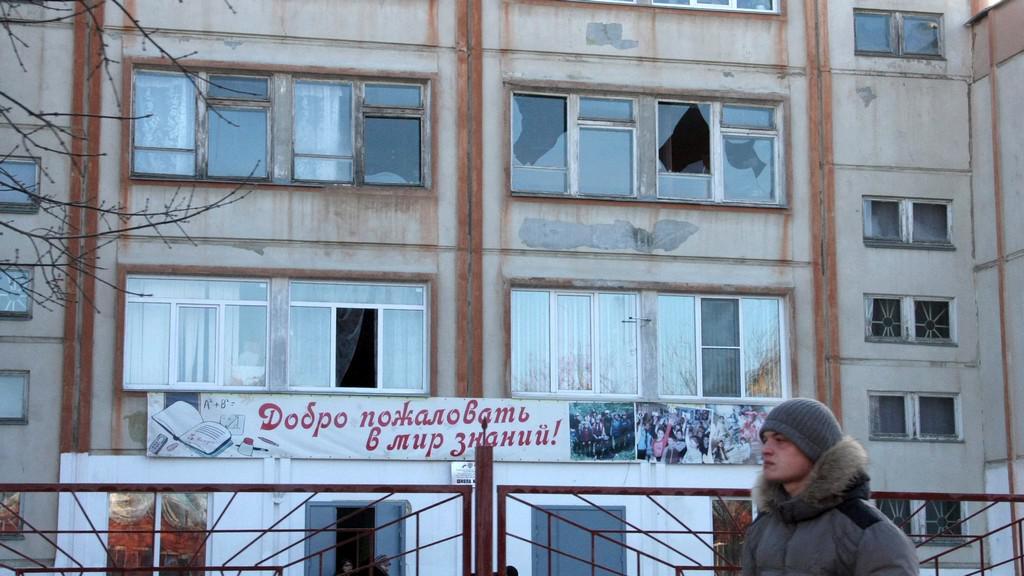 Tlaková vlna ničila v Rusku okna