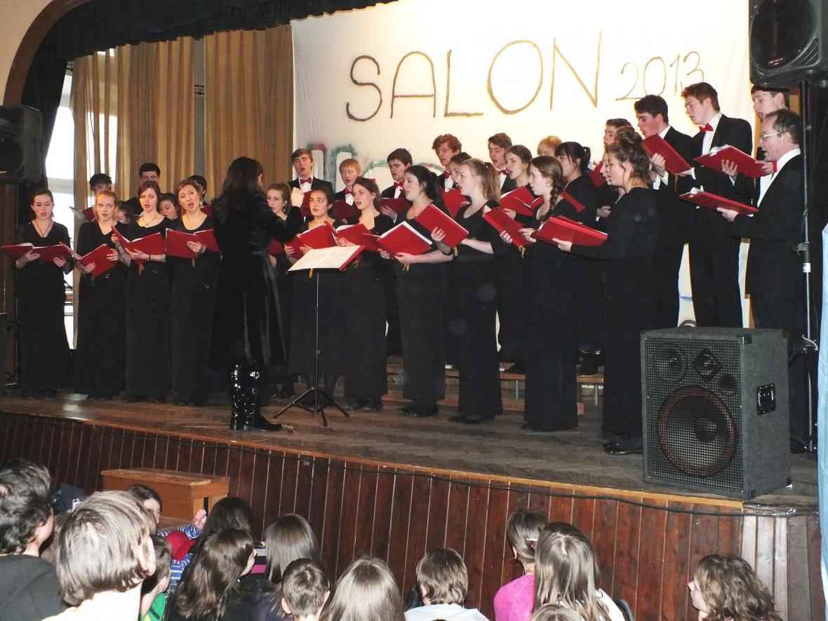 Saloon Gymnázia Boskovice