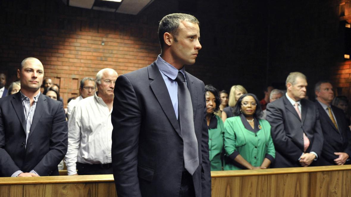 Oscar Pistorius vypovídal u soudu