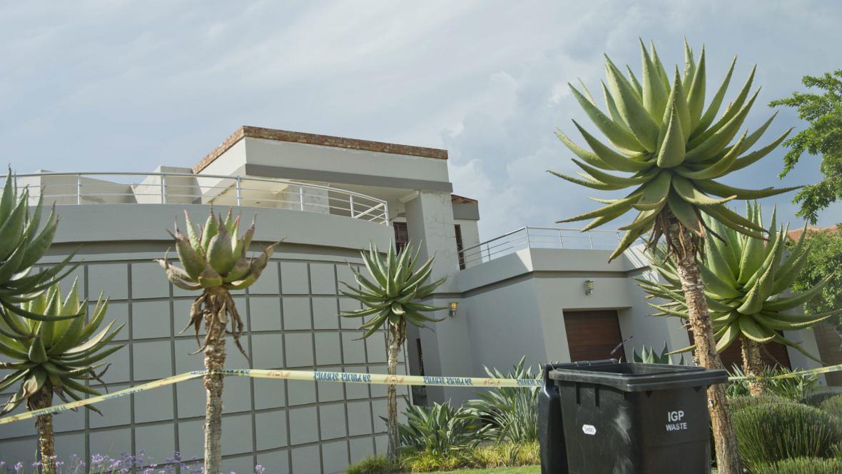 Dům Oscara Pistoria