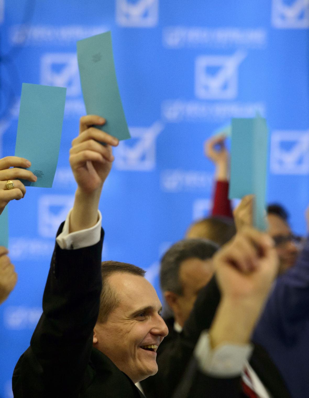 Volební konference VV